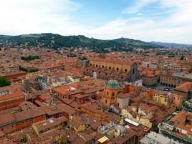 Болонья - молодость, дерзость и красота Италии.