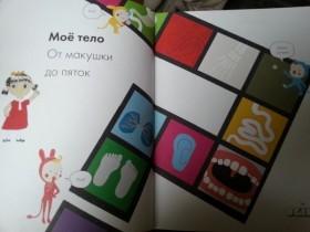 Любимая детская энциклопедия. Мое тело. От макушки до пяток.