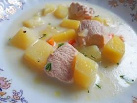 Как вкусно приготовить сырный суп с курицей
