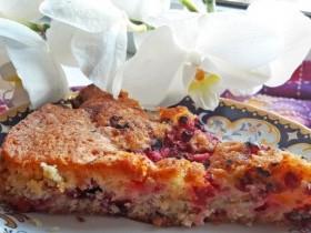 Скоростной рецепт вкуснейшего ягодного пирога